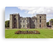 Chillingham Castle Canvas Print