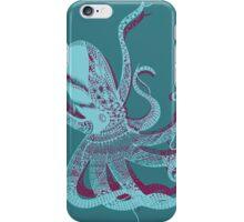 Octopus (original) iPhone Case/Skin