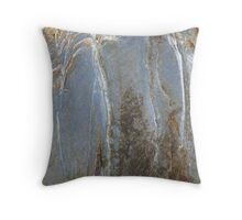 Beach Rocks 5 Throw Pillow