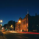 Davey Street, Hobart by CezB