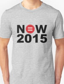 Equal Love Now 2015 T-Shirt