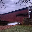 Herrs Mill Bridge by Terence Russell