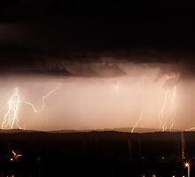 Landsdale Lightning by Paul Pichugin