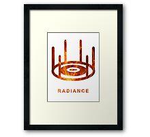 Destiny - Radiance Framed Print