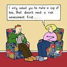 Risk assessment. by KateTaylor