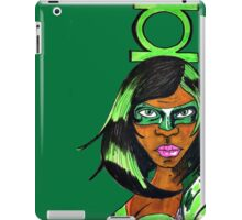 Green Lantern iPad Case/Skin