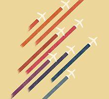 Aerial Acrobat by Budi Kwan