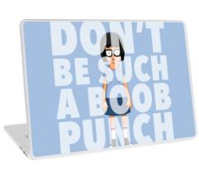 Tina Boob Punch Laptop Skin