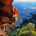 Cave near Narrowneck, Katoomba by JoshuaStanley