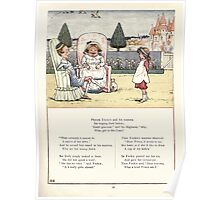 Under the Window Pictures and Rhymes for Children Edmund Evans and Kate Greenaway 1878 0063 Prince Finkin Poster