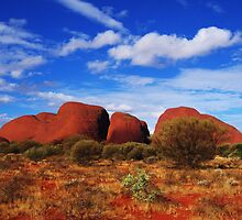 Kata Tjuta by Stephanie Stengel | stelonature photography