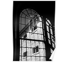 Chappel window Poster