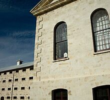 Fremantle prison by Stephen Clarke