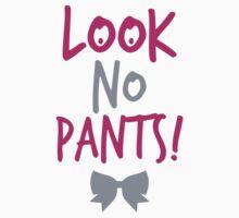 Look no PANTS!  Baby Tee