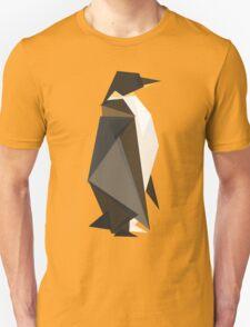 fractal geometric emperor penguin T-Shirt