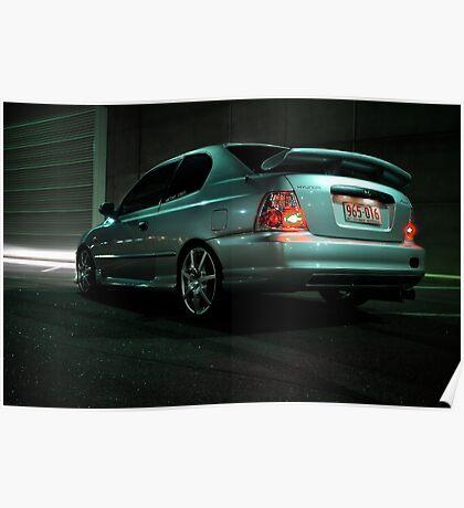 Hyundai 01 Poster