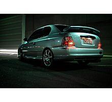 Hyundai 01 Photographic Print