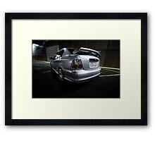 Hyundai 03 Framed Print