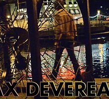 """Max Devereaux """"Milwaukee River"""" T Shirt And Poster by MaxDevereaux"""