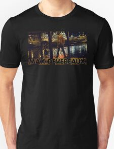 "Max Devereaux ""Milwaukee River"" T Shirt And Poster T-Shirt"