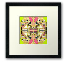Light Bright Framed Print