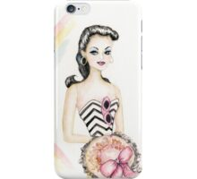 Barbie 2 Vintage Style iPhone Case/Skin