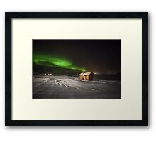 Witches Lair Framed Print