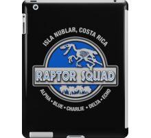 Raptor Squad iPad Case/Skin