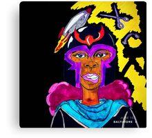 Ms. Magneto Canvas Print