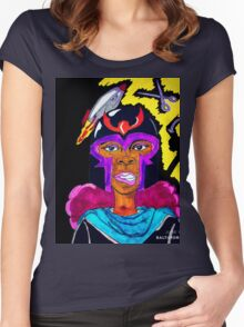 Ms. Magneto Women's Fitted Scoop T-Shirt