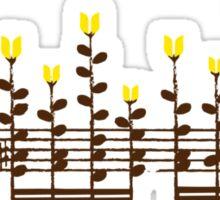 Sound Garden Sticker