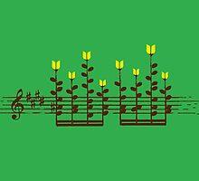 Sound Garden by Budi Kwan