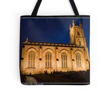 Clackmannan parish church Tote Bag