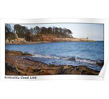 Kirkcaldy Coastline Poster