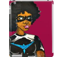 Night Wing iPad Case/Skin