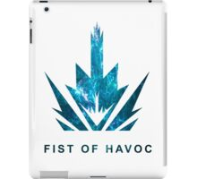 Destiny - Fist of Havoc iPad Case/Skin