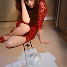 No use crying over spilt milk by Sophie Matthews