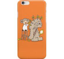 Wookie is a wonderful friend iPhone Case/Skin