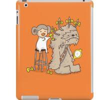Wookie is a wonderful friend iPad Case/Skin