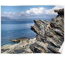 Rock Around The Sea... Poster