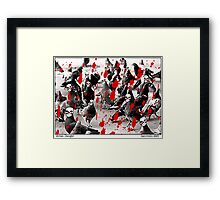 Avian Danger Framed Print