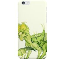 ceratopsians & co. iPhone Case/Skin