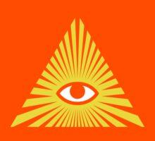 All Seeing Eye, Illuminati Kids Tee