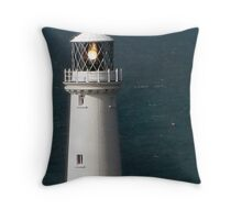 The Lights on but is anyone HOME? Throw Pillow