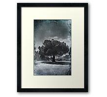 No One Said It Was Easy Framed Print