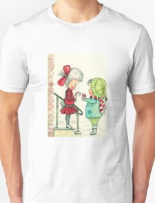 Love to You - Watercolor Unisex T-Shirt