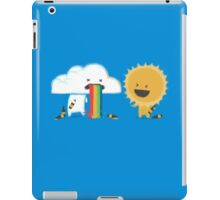 Binge drinking - such friend iPad Case/Skin