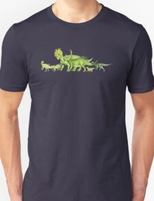 ceratopsians & co. Unisex T-Shirt