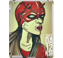 She Dares iPad Case/Skin
