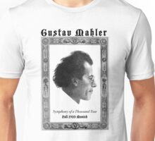 Mahler Tour 1910 Unisex T-Shirt